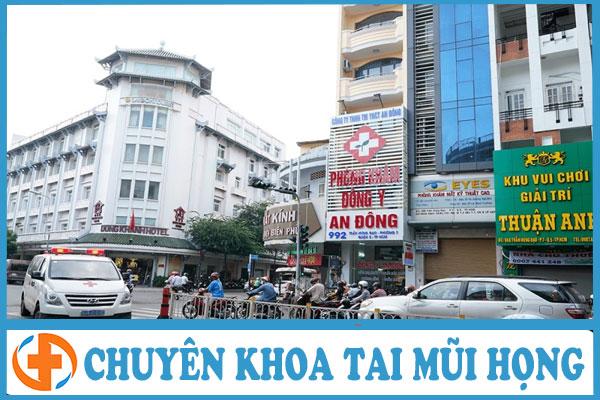 phong kham dong y an dong chua viem tai giua
