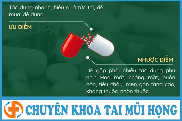 phuong phap tay y chua benh viem tai ngoai nhu the nao